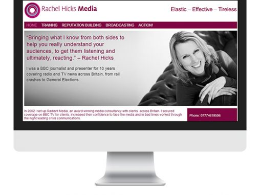 Rachel Hicks Media (BBC)