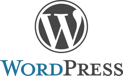 wordpress logo website