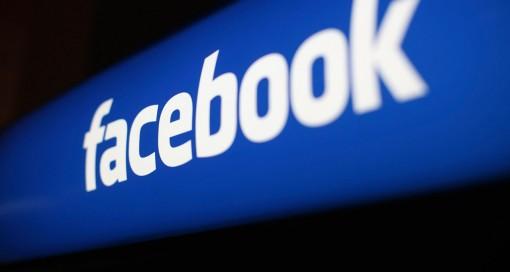 facebook logo angle