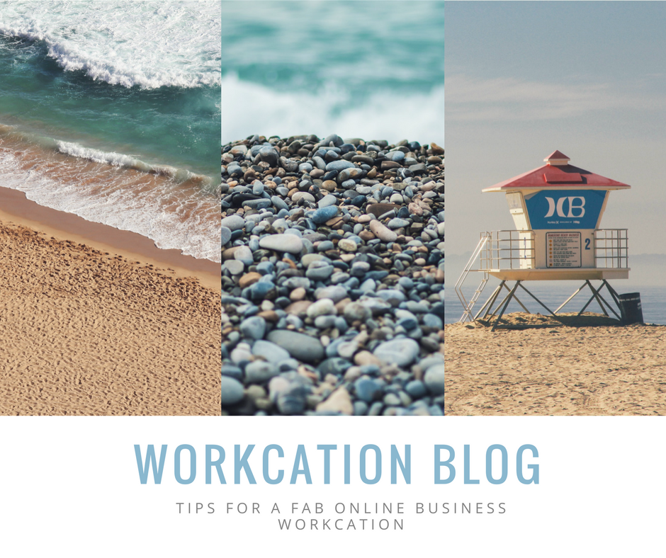 Workcation tips