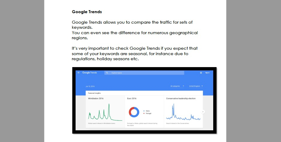 SEO Book pages