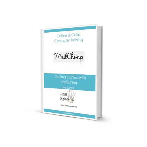 MailChimp eBook Cover sq