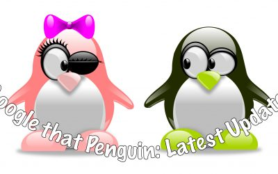 Google that Penguin: Latest Updates
