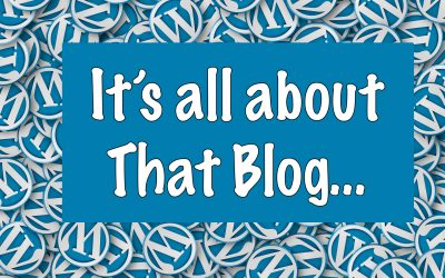 It's all about that Blog