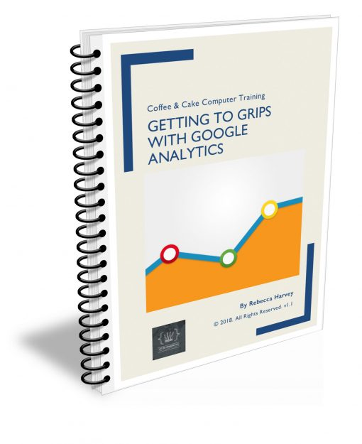 Google Analytics Book Cover II NEW 2018
