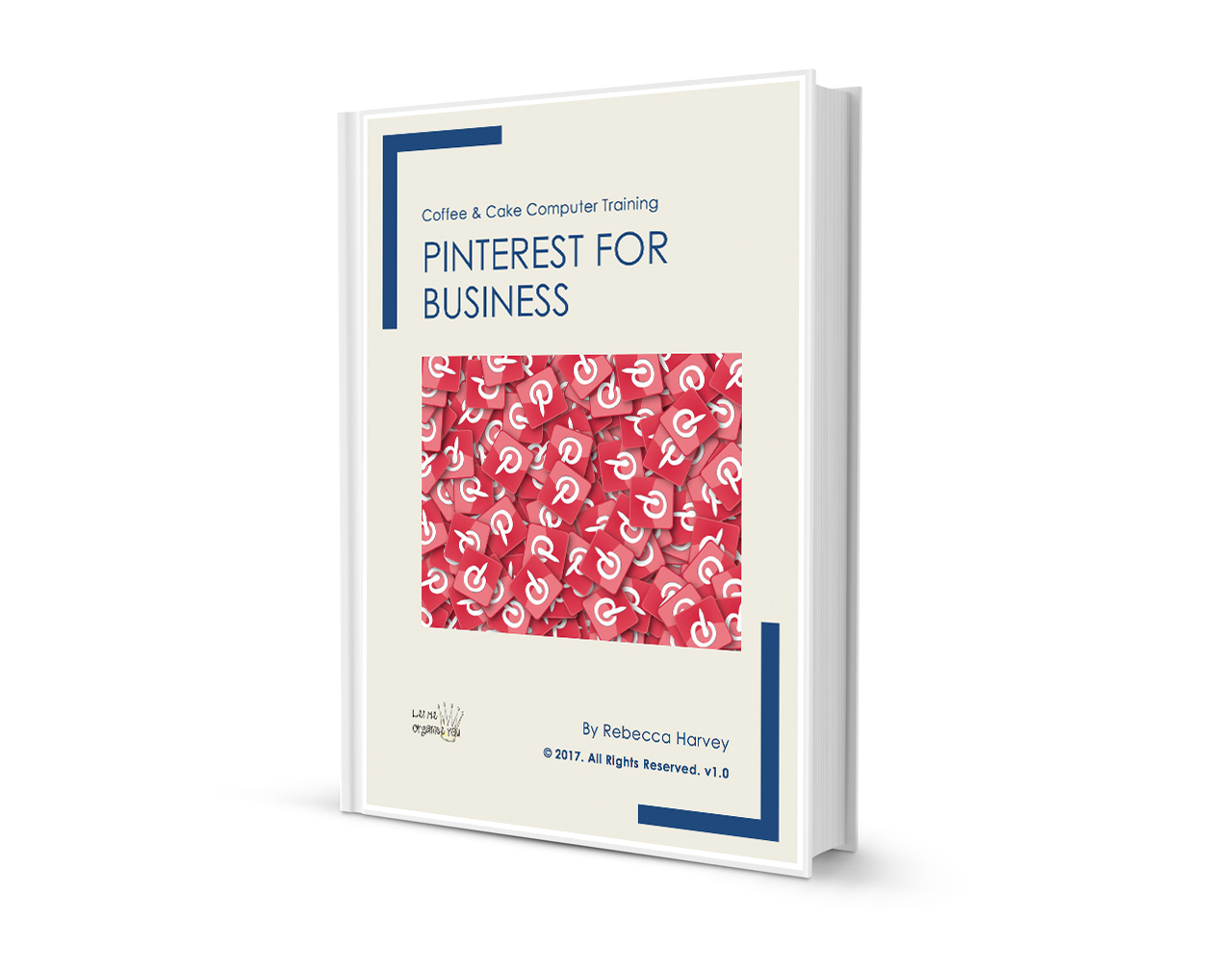 Pinterest for Business eBook Cover