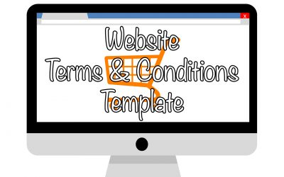 Website Terms & Conditions Template