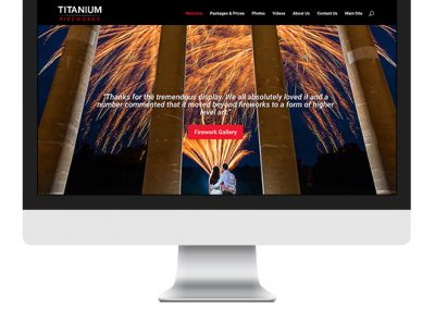 Titanium Fireworks :: Weddings