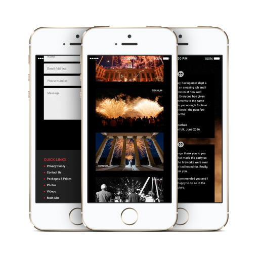 Titanium Case Study iPhones
