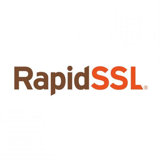 RapidSSL Logo Web