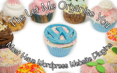 The Let Me Organise You Must Have WordPress Website Plugins