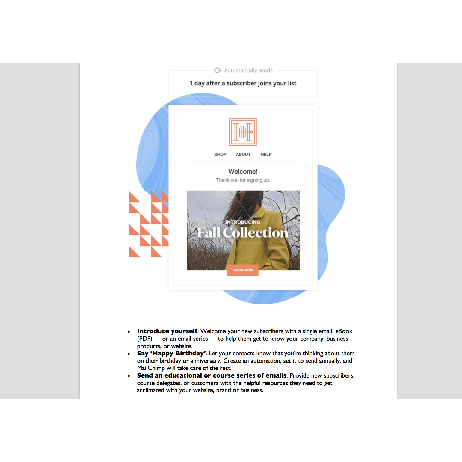 MailChimp Automation eBook