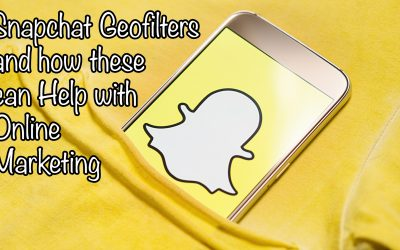 Snapchat Geofilters and how these can Help with Online Marketing