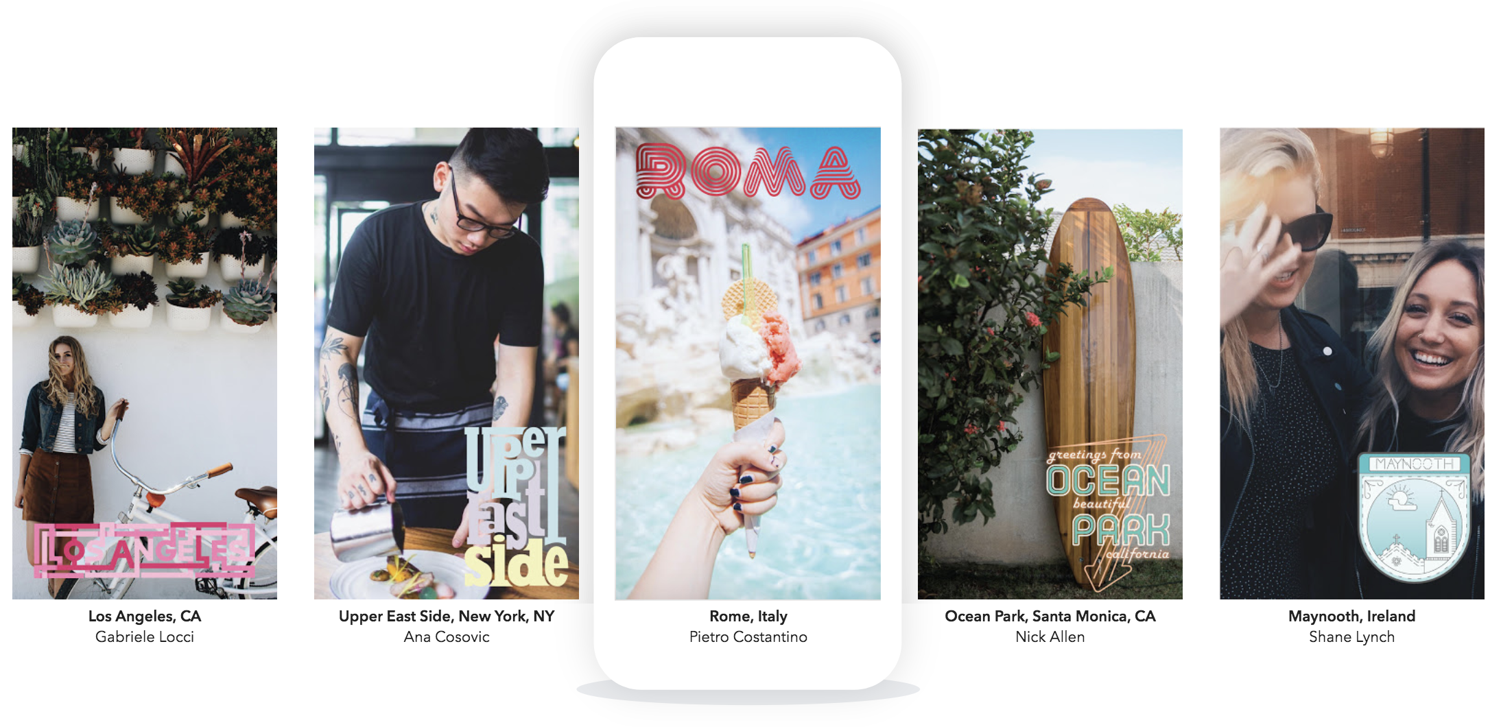 Snapchat Geofilters and how these can Help your Online Marketing