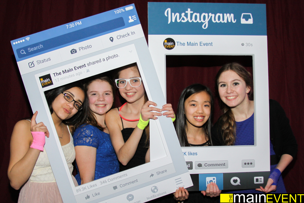 Social Media Frames For Events Are Such Fun Let Me Organise You