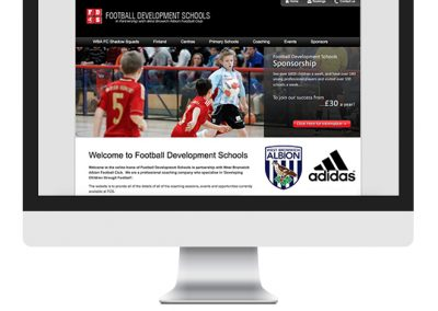 Football Development Schools (West Bromwich Albion)