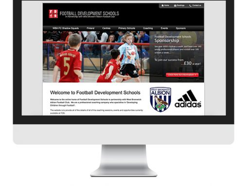 Football Development Schools (West Bromwich Albion)