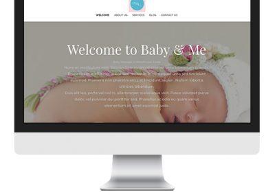 Baby & Me (Baby Massage / Yoga)