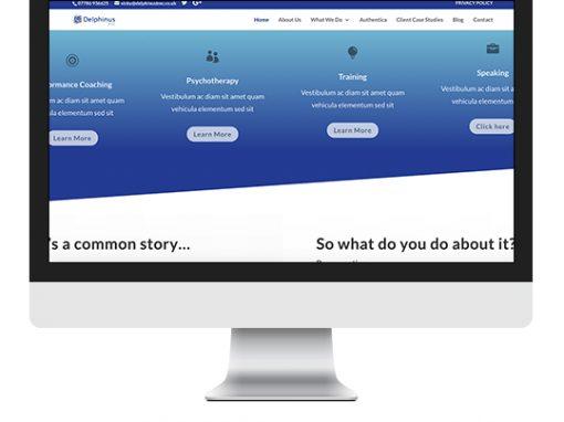 Delphinus tmc Website