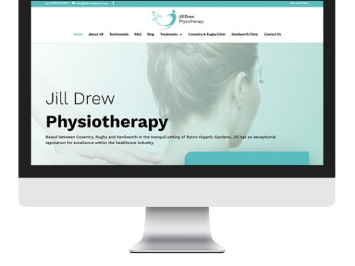 Jill Drew Physio
